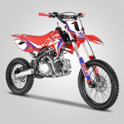 "Minicross Apollo RFZ Open Enduro 150cc 14""/17"" 2020 - Rouge"