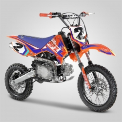 Pit bike Apollo RFZ Rookie 125cc 2020 - Orange