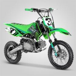 Pit bike Apollo RFZ Rookie 125cc 2020 - Vert