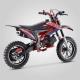 Pocket cross enfant apollo falcon 50cc 2020 - Rouge