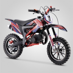 Pocket cross enfant apollo falcon 50cc 2020 - Rouge