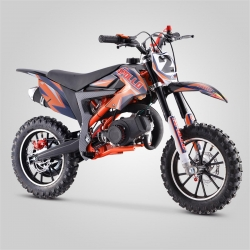 Pocket cross enfant apollo falcon 50cc 2020 - Orange