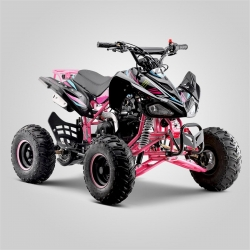 Quad Enfant 125cc Apollo Hurricane 2020 - Rose