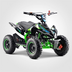 "Pocket Quad Enfant 49cc Apollo Viper 6"" 2020 -  Vert"