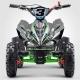 """Pocket Quad Enfant 49cc Apollo Viper 6"""" 2020 -  Vert"""