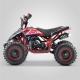"Pocket Quad Enfant 49cc Apollo Viper 6"" 2020 -  Rouge"