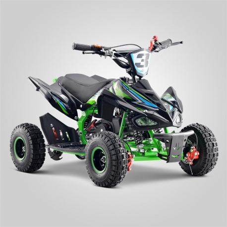 "Pocket Quad Enfant 49cc Apollo Viper 4"" 2020 -  Vert"