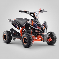 "Pocket Quad Enfant 49cc Apollo Viper 4"" 2020 -  Orange"