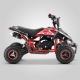"Pocket Quad Enfant 49cc Apollo Viper 4"" 2020 - Rouge"