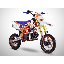 Dirt bike GunShot 125cc One - Orange 2019