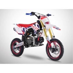 Dirt bike GunShot 125cc One - Rouge 2019
