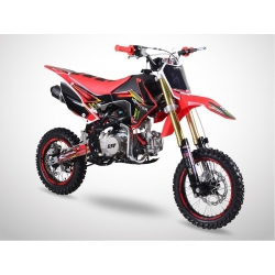 Dirt bike GunShot 140cc FX - Edition Monster - Rouge 2018