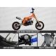 Dirt bike GunShot 125cc One - 17/14 - Orange 2019