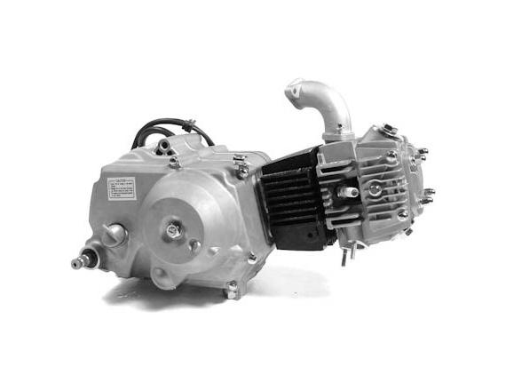 Moteur LIFAN - Semi Automatique - Dirt bike / Pit bike / Mini moto