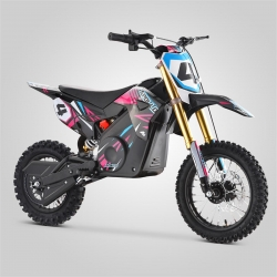Dirt bike enfant Apollo RFZ Rocket 1000w 2020 - Rose